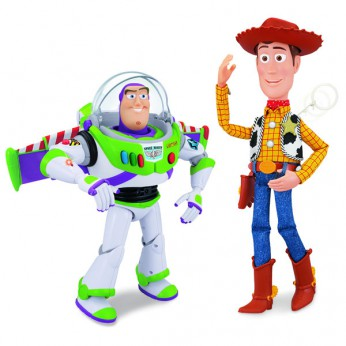 Toy Story Interactive Woody and Buzz reviews