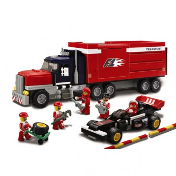 Town Formula 1 Truck reviews