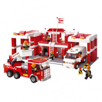 999 Fire Station reviews