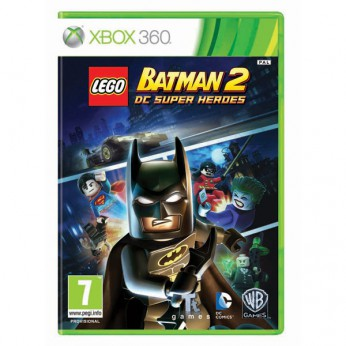 LEGO Batman 2: DC Super Heroes X360 reviews