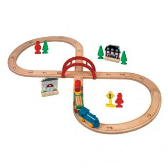 Wooden Train Set reviews