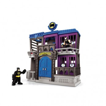 Imaginext DC Superfriends Gotham City Jail reviews