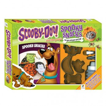 Scooby Doo Spooky Snacks Gift Box reviews