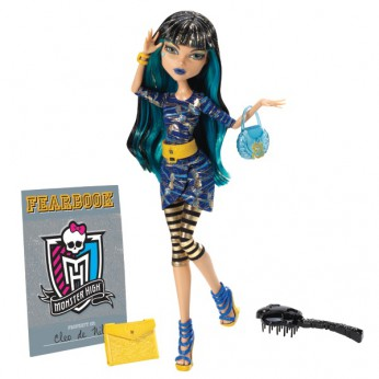 Monster High Picture Day Doll Cleo de Nile reviews