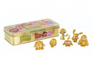 Golden Monster Collection Tin