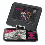 Monster High Portable DVD Player