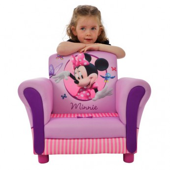 Minnie Mouse Upholstered Armchair reviews