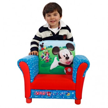 Mickey Mouse Clubhouse Upholstered Armchair reviews