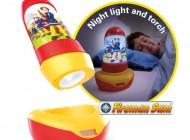 Fireman Sam Go Glow