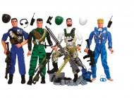 Ultra Corps 4 Figure Pack