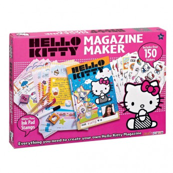 Hello Kitty Magazine Maker reviews