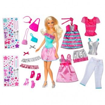 Barbie Fashion Giftset reviews