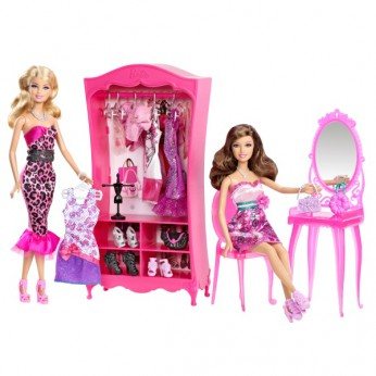 Barbie Getting Ready Giftset reviews