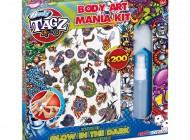 Body Tagz Body Art Mania Kit