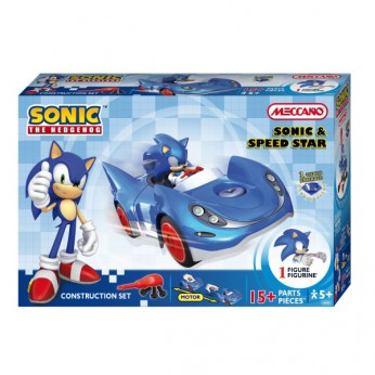 Meccano Sonic and Speedstar reviews