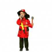 Firefighter Dress Up Set
