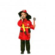 Firefighter Dress Up Set