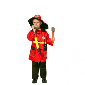 Firefighter Dress Up Set reviews