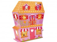 Lalaloopsy Large Doll Wooden Playhouse