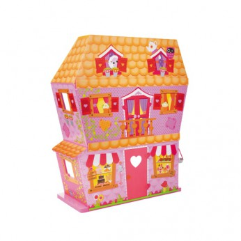 Lalaloopsy Large Doll Wooden Playhouse reviews