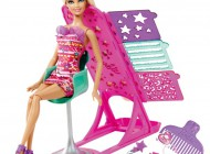Barbie Hairtastic Colour and Design Doll
