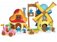 World of Smurfs Windmill Playset