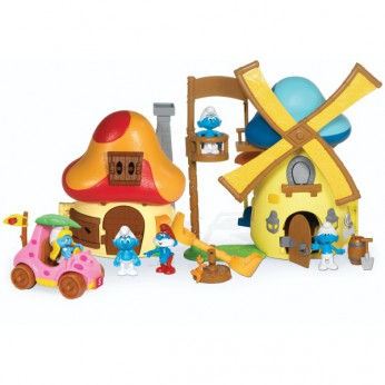 World of Smurfs Windmill Playset reviews