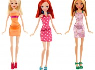 Winx Club 11.5 Inch City Fashions Doll
