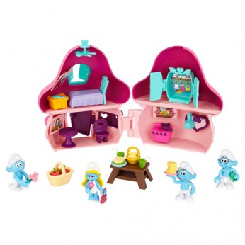 World Of Smurfs Smurfette Playset reviews