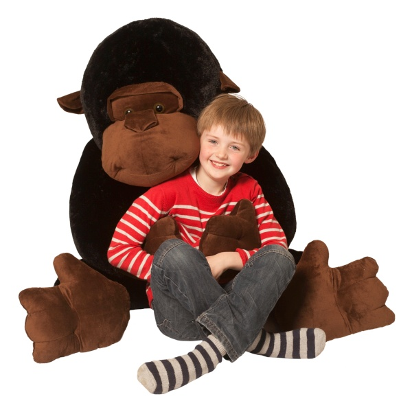 Toys For Girls Age 3 Years : George the gorilla reviews toylike