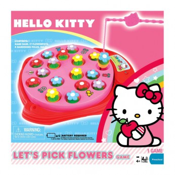 Hello Kitty Let's Pick Flowers Game reviews