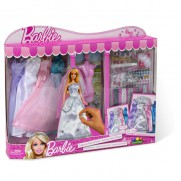 Barbie Wedding Fashion Designer