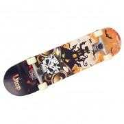 Double Kick Haunted Skateboard