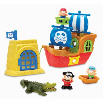 Pirate Playset reviews
