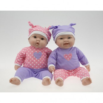 38cm Lots to Cuddle Babies Twins reviews