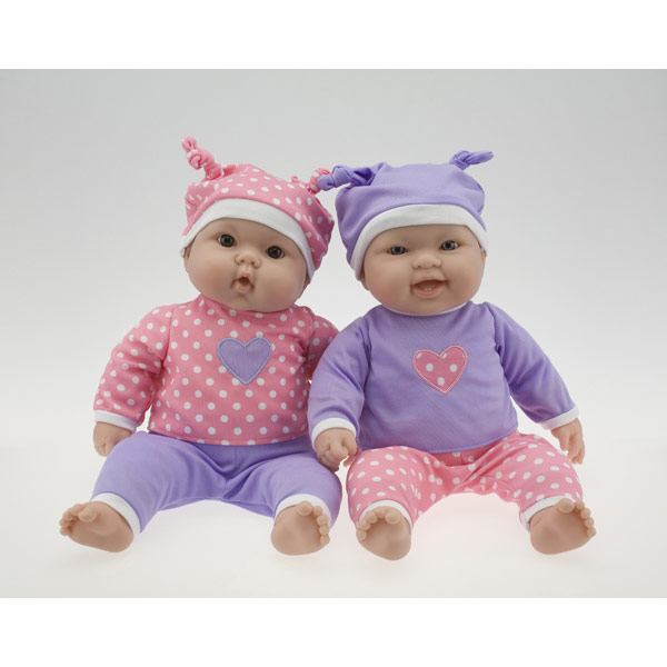 38cm Lots To Cuddle Babies Twins Reviews Toylike