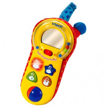 VTech Soft Singing Phone reviews