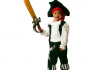 Pirate Costume Small