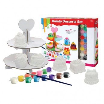 Dainty Desserts Set reviews