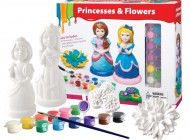 Paint Your Dream World Princesses and Flowers