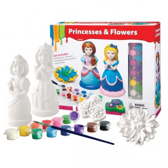 Paint Your Dream World Princesses and Flowers reviews