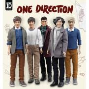 One Direction Fashion Dolls