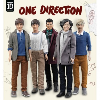 One Direction Fashion Dolls reviews