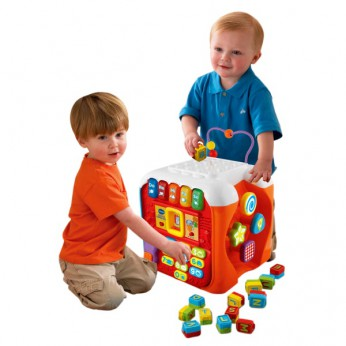 VTech Discovery Cube reviews