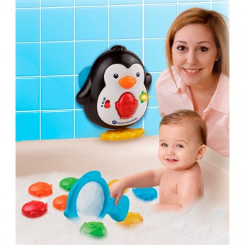 VTech Splash and Count Penguin reviews