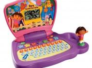VTech Dora Carnival Time Laptop