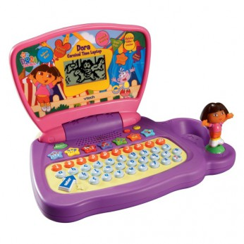 VTech Dora Carnival Time Laptop reviews