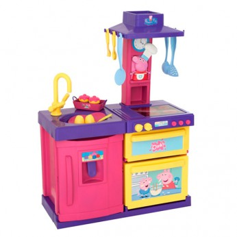 Peppa Pig Cook n Play Kitchen reviews