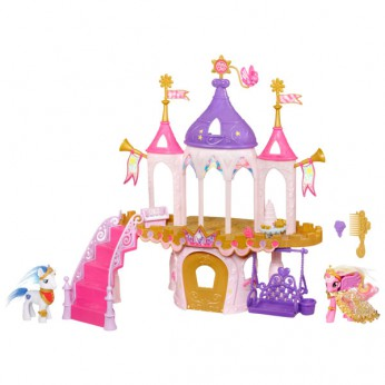 My Little Pony Royal Wedding Castle Playset reviews