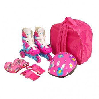 Tri Skate Combo Set Pink reviews